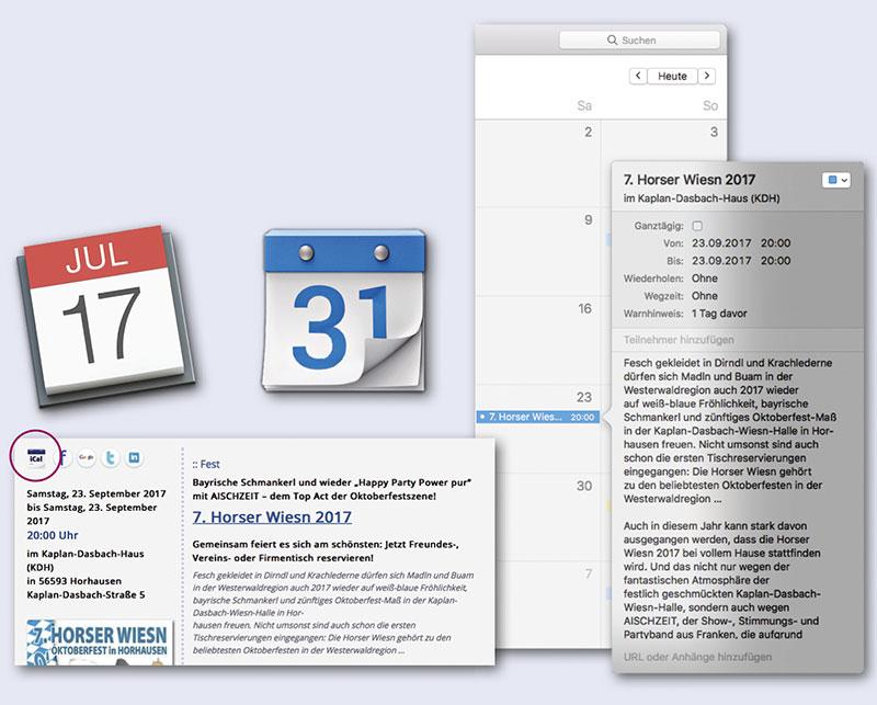 ical google kalender app. Black Bedroom Furniture Sets. Home Design Ideas